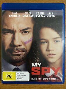 My Spy (Blu Ray)