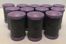Conair Ion Shine purple rollers only CLEAN CHV14IR set of 12