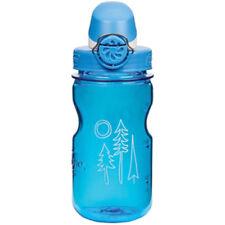 Nalgene Kids On the Fly Water Bottle - 12 oz. - Forest Blue/Blue