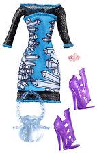 Monster High Abbey Bominable fashion pack de accesorios de coleccionista raramente y0401