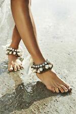 Grace Loves Lace / Salita Matthews Laxmi Anklets - Boho Wedding Accessories