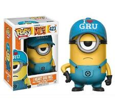 "EXCLUSIVO MI VILLANO FAVORITO 3 I HEART GRU MEL 3.75"" POP VINYL FIGURA FUNKO 425"