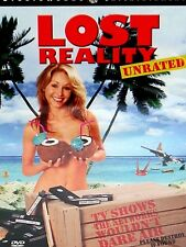 National Lampoon Presents,TV SHOWS - Lost Reality ,DVD UNRATED EDITION ,COMEDY