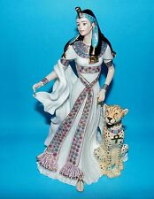 ROYAL WORCESTER figurine Egyptian ' Nefertari ' CW722 LTD ED 1st Quality