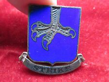 502nd PIR Parachute Infantry Regiment DI distinctive insignia 101st Airborne