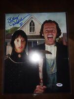 Shelley Duvall Signed 11x14 THE SHINING Photo AUTO PSA/DNA COA