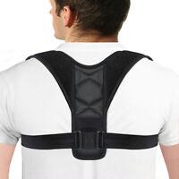 Elastic Posture Corrector Clavicle Support Slouching Corrective Spine Brace Belt