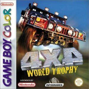 Nintendo GameBoy Color game - Test Drive Off-Road 3 cartridge