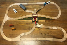 Thomas & Friends Wooden Mountain Tunnel Set w/ Accessories Clickety Clack Track