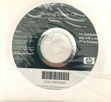 Brand New HP Compaq Windows XP Pro SP2 Restore CD Kit 394378-002