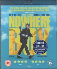 NOWHERE BOY Limited Edition Blu-Ray B Sam Taylor-Wood John Lennon