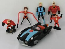 The Incredibles Figure and Car Bundle