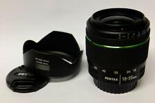 smc  Pentax DA 18-55 mm AL  WR Objektiv gebraucht