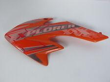 MINI Motocross XRX 125 Explorer 2010 Sinistra Pannello Principale Superiore Carenatura Copertura