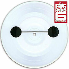 """Immortals from Big Hero 6 ***Picture Disc 7"""" Vinyl by Fall Out Boy"""