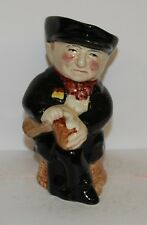 SHORTER & SON POTTERY CHARACTER JUG PEARLY KING *** GREAT CONDITION ***