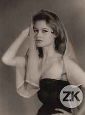 BRIGITTE BARDOT Mode Fashion Voile BB Sam LEVIN Photo 1950s