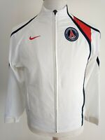 Paris SG PSG Ancien Veste  (M) Nike Blanc Track Top Jacket No Maillot