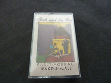FLASH AND THE PAN EARLY MORNING RARE ORIGINAL SEALED CASSETTE TAPE! AC/DC