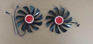 XFX RX 580 Fan/Lüfter Double Pack