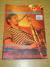 JAZZ JOURNAL INTERNATIONAL VOL 56 #5 2003 MAY DAVE O'HIGGINS AL CAPONE BRAFF