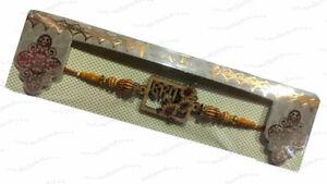 FANCY RAKHI Premium Quality Thread Raksha Bandhan India Rakhadi For Brother