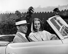 Frank Sinatra e Grace KELLY Nero e Bianco art print poster