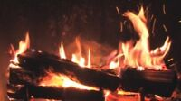 The Best Fireplace Video - Blu-ray Version