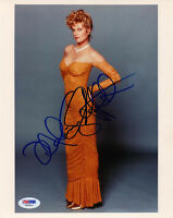 MELANIE GRIFFITH SIGNED AUTOGRAPHED 8x10 PHOTO WORKING GIRL PSA/DNA