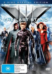 X Men 3 - The Last Stand (DVD, 2006, 2-Disc Set) REGION 4 AUSTRALIA