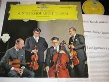 3 LP BOX/BEETHOVEN 6 STREICHQUARTETTE/AMADEUS QUARTETT/DGG LPM 18531/33