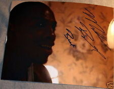 """MEHCAD BROOKS SIGNED AUTOGRAPH """"TRUE BLOOD"""" EYES PHOTO"""