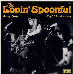 Lovin' Spoonful Alley Oop US Vinile 17.8cm RSD Venerdì Nero Nuovo/Unplayed
