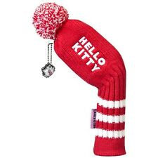 NEW Hello Kitty Mix and Match Iron Set Headcover (8pc Set) - Red/White