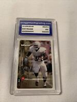 1999 Upper Deck Mvp Ricky Williams Gem Mt 10 Graded