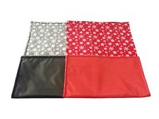 NEW CHRISTMAS DESIGN!!! Fleece cage liners guinea pig small animal waterproof