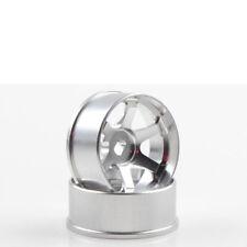 JANTES d'alu 1:24 TE37 3.5 mm Offset argent 2 pièces Mini-Z AWD KYOSHO r246-1452