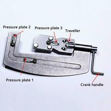 Stainless Steel Semi Automatic Fishing Hook Line Tier Device Tie Binding T8P5
