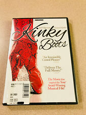 Kinky Boots DVD Sealed New Out Of Print