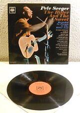 PETE SEEGER The Bitter and the Sweet 1965 LP UK Original CBS 62488 Mono Folk