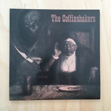 "THE COFFINSHAKERS - Pale Man In Black 7"" Vinyl EP *Horror Rockabilly Country*"