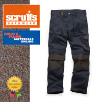 Scruffs NAVY BLUE Worker Trouser New 2019 Style Lightweight Work Trouser
