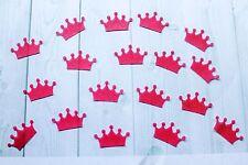 30 PRE CUT Tiara Princess Cupcake / Fairy Cake Edible Wafer Paper Toppers