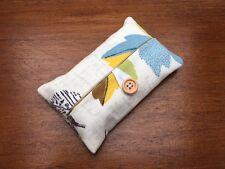 Handmade Packet Tissue Holder Made Using Cath Kidston Woodland Fabric