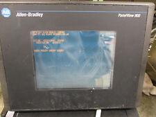 Allen Bradley 2711-T9C1 Panelview 900 Display Ser. C Rev.D FRN. 3.02 *Tested*