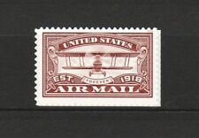 UNITED STATES 2018 100 YEARS OF AIRMAIL STAMP COMP. SET OF 1 STAMP IN MINT MNH
