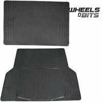 BMW 3,5,6,7,8 Series E90 RUBBER CAR BOOT LINER MAT UNIVERSAL PROTECTOR L OR XL
