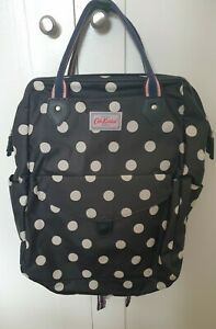 Large Blue Spot Cath Kidston Backpack Rucksack