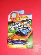 HOT WHEELS 63 MUSTANG II CONCEPT HAPPY FATHERS DAY! SHIPS FREE!
