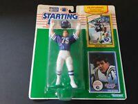 Keith Millard MINNESOTA VIKINGS 1990 Starting Lineup NFL football figure